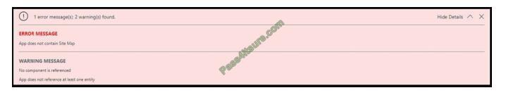 Freecertexam MB-400 exam questions-q7-2